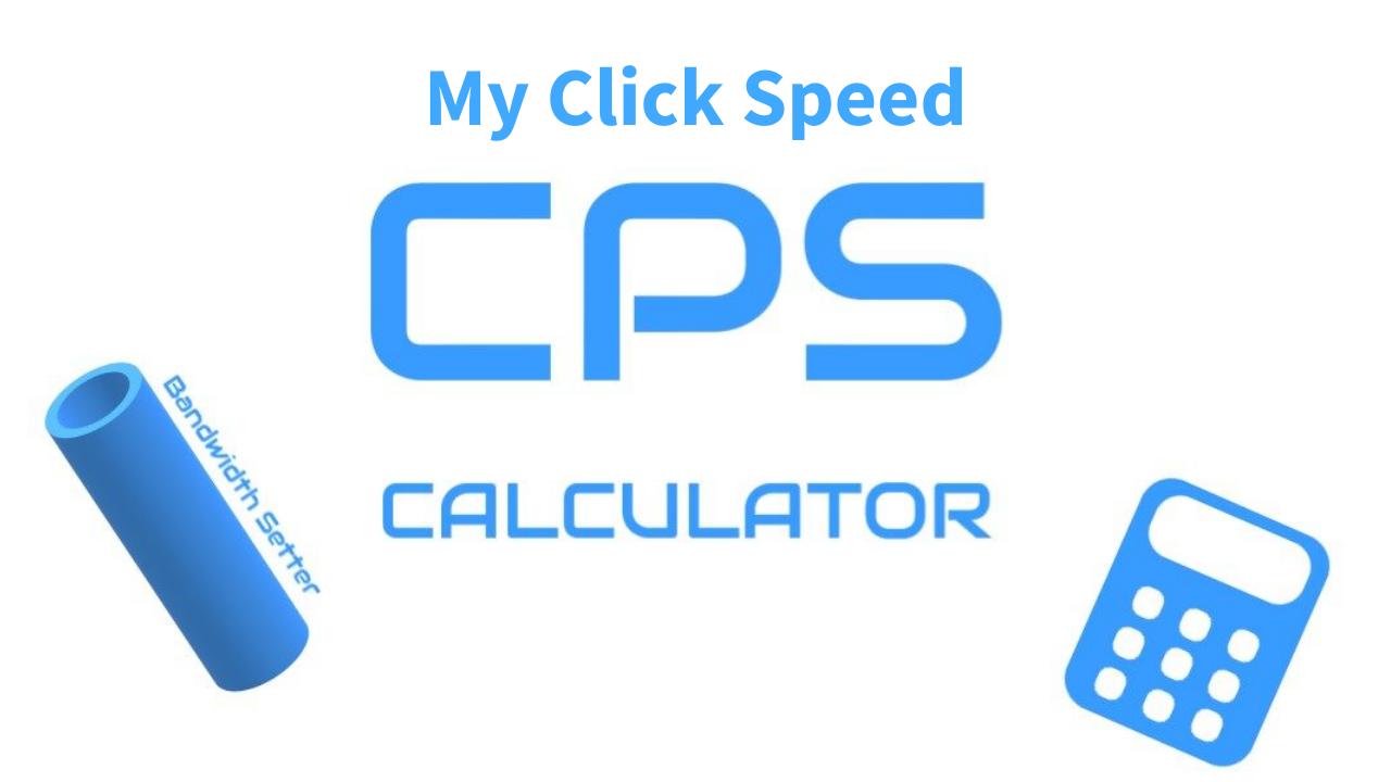 clicking caculator