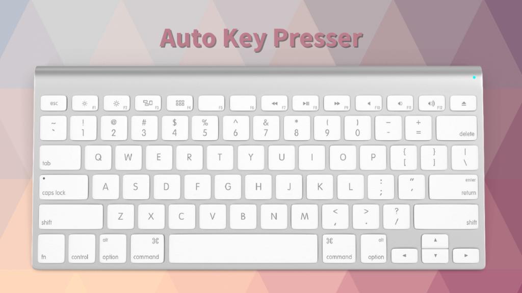 Auto Key Presser