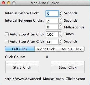 Mac Auto Clicker Image