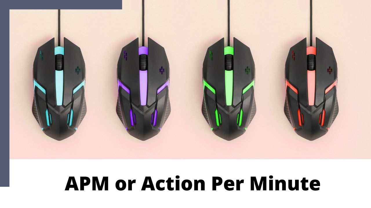 APM or Action Per Minute