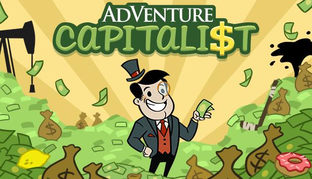 Adventure Capitalist Game