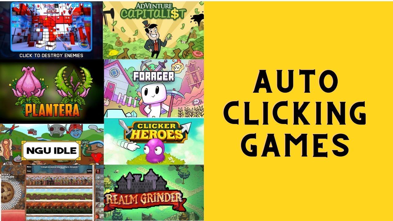 Auto Clicking Games
