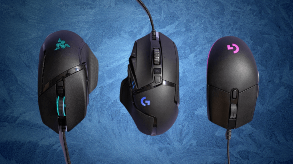 Best 22 Gaming Mouse For Fast Clicking in 2021