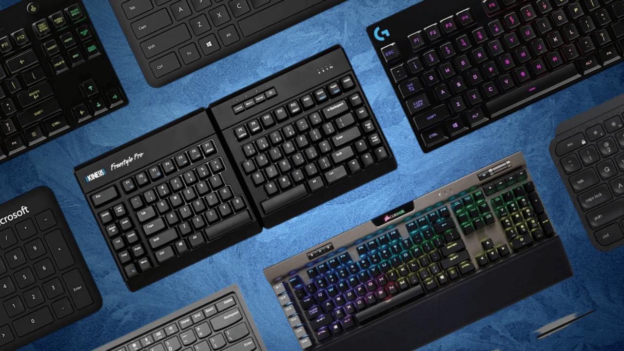 Best gaming keyboard reviews
