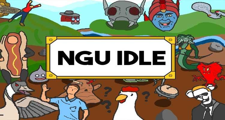 NGU idle Game