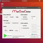 Max Auto Clicker For Ubuntu Linux