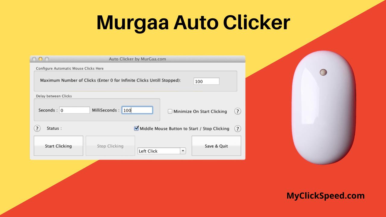 Murgaa Auto Clicker