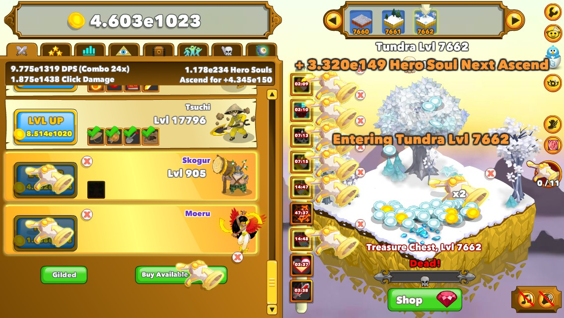 Importance of the Auto Clicker in Clicker Heroes