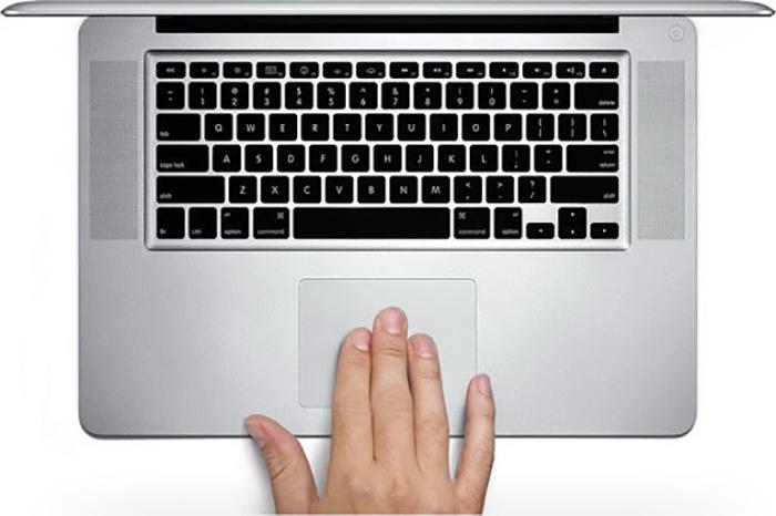 Three Finger Drag on Mac