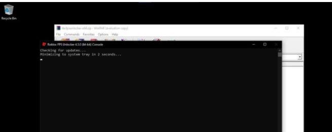 use Roblox FPS unlocker Step 1