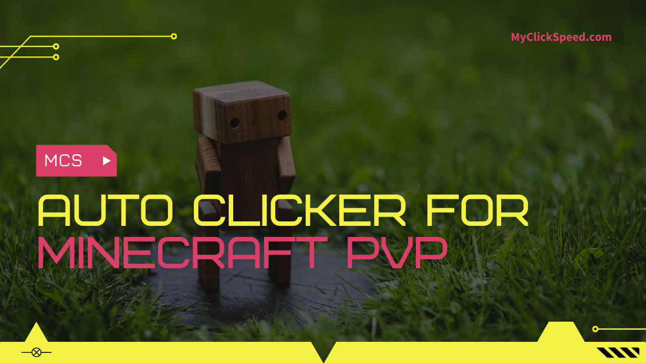 Auto Clicker For Minecraft PVP
